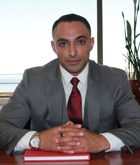 Ahmad Khalaf Seattle Personal Injury Attorney